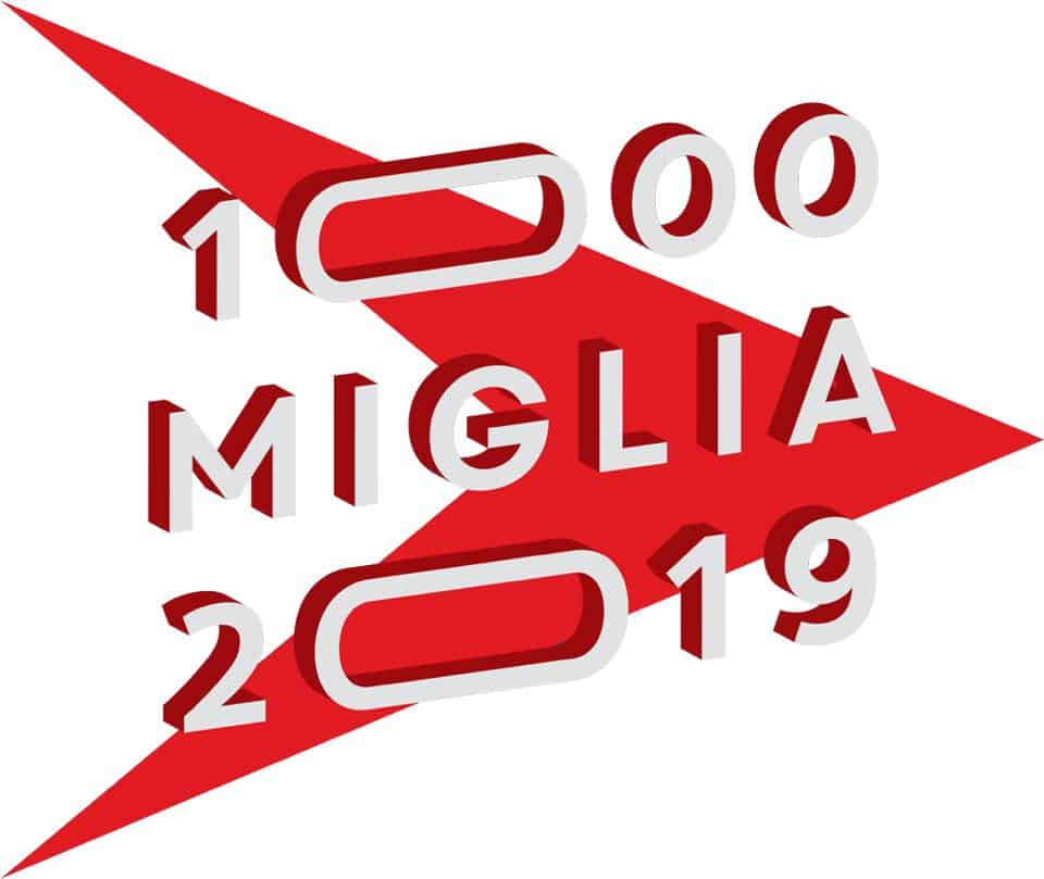 Mille Milgia 2019 Logo