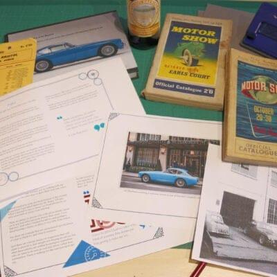 AC Bluebird book progress