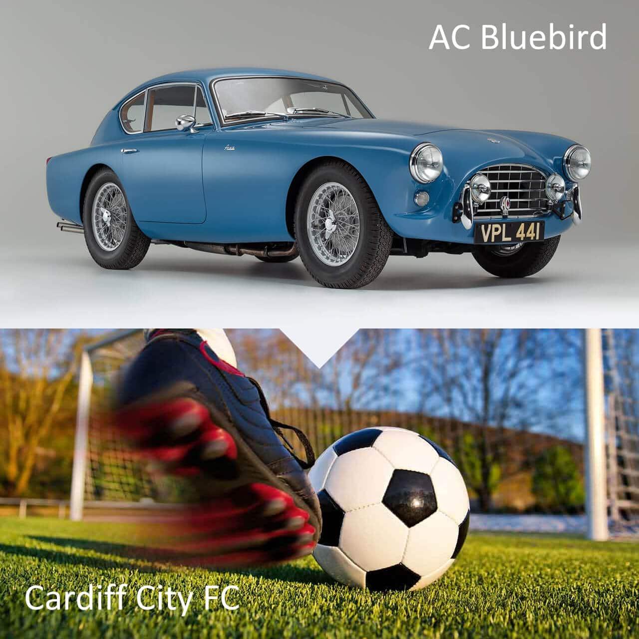 AC Bluebird v Cardiff City FC